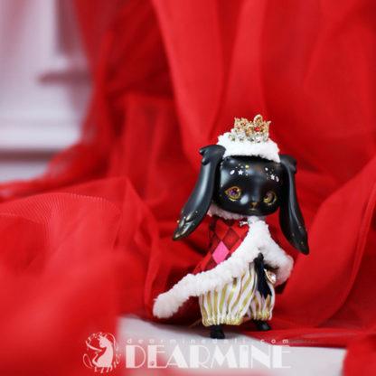 dearmine q baby royal