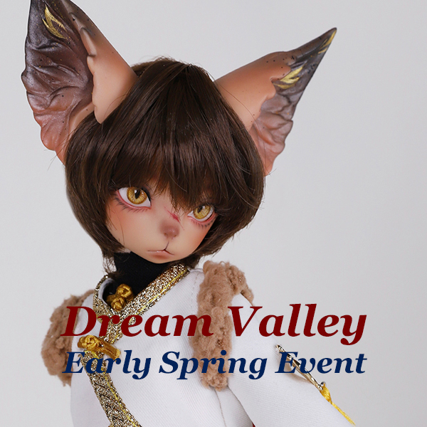dream valley early spring event 2021