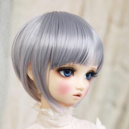 leeke lilac gray bob