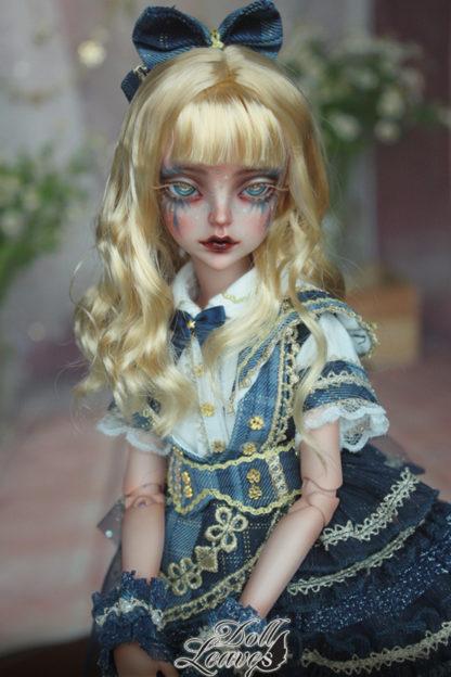 doll leaves msd pearl tan sun tanned