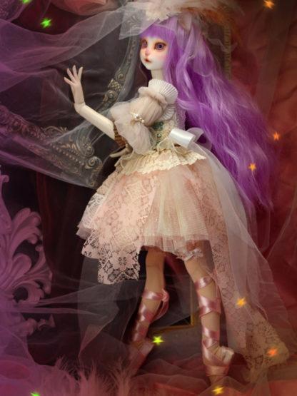 dollmore ballerina grand scene blanche reaa