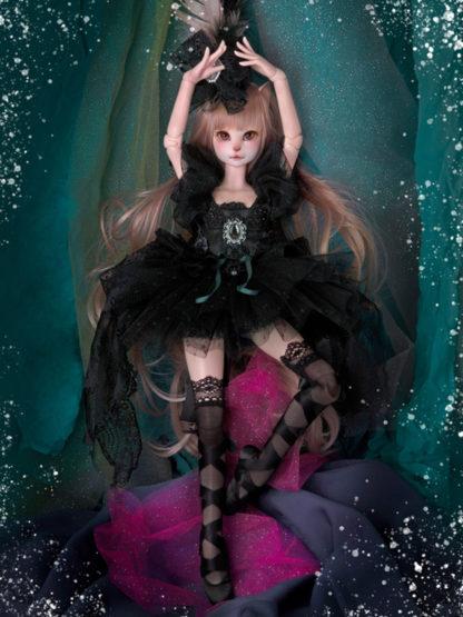 dollmore ballerina grand scene noir reaa