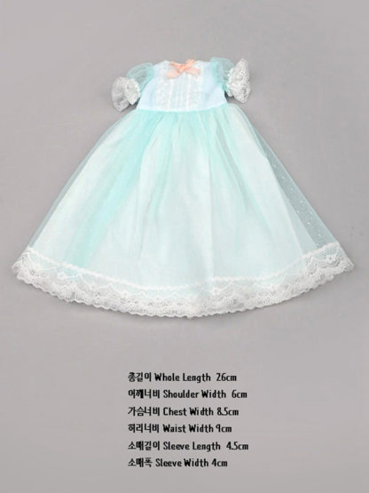 dollmore msd sky dress