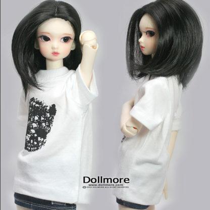dollmore msd skull print t