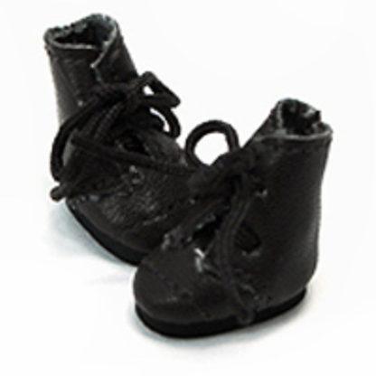 glib 20mm lace up boot black