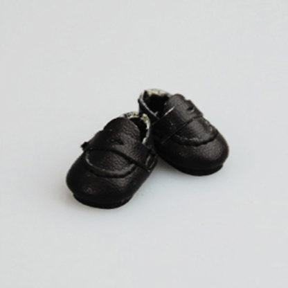 glib 20mm black loafer