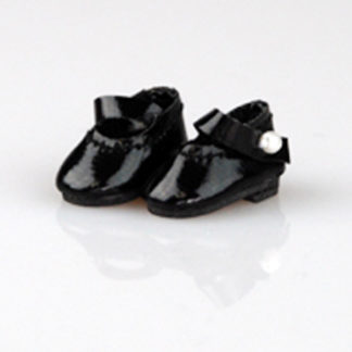 glib 20mm mary janes black patent