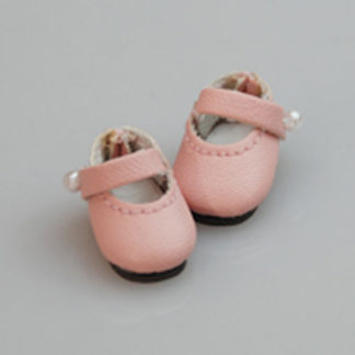 glib 20mm mary janes pink