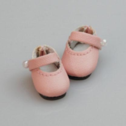 glib 20mm mary janes pink