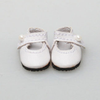 glib 25mm mary janes white