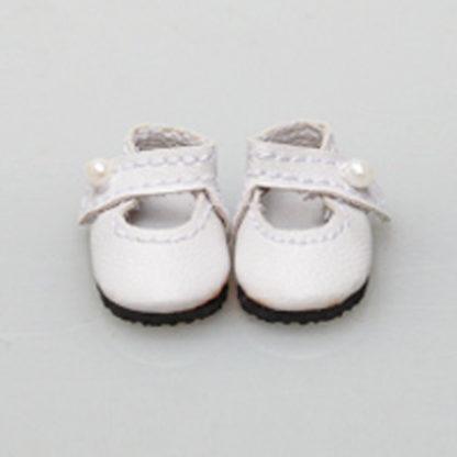 glib 25mm mary janes white