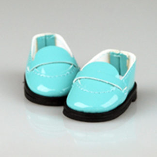 glib 45mm turquoise loafer