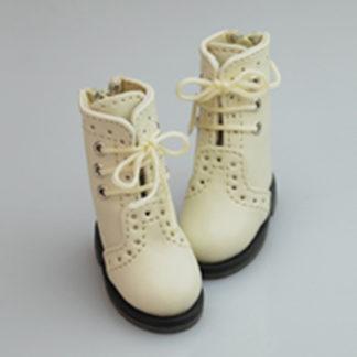 glib 45mm vintage ivory boots