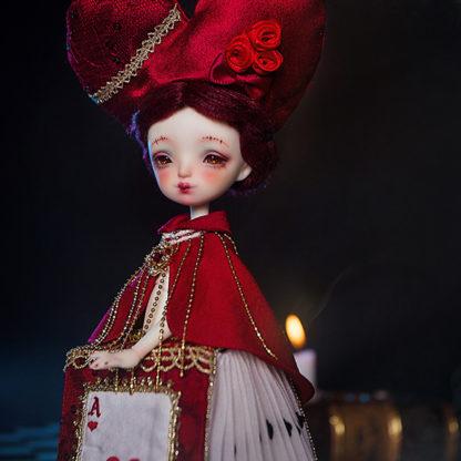 doll chateau heart