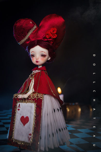 doll chateau yosd heart spade