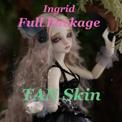 fairyland minifee ingrid fulll package tan