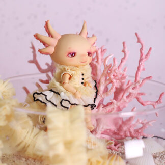 dearmine lupy milk tea jellyfish