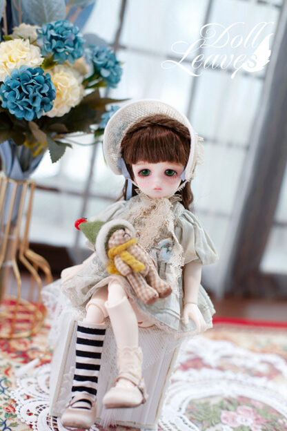 doll leaves yosd xiao weiqu