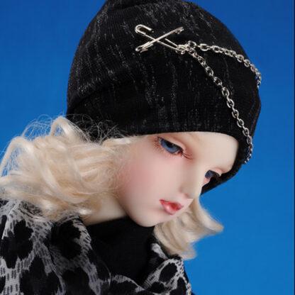 dollmore chain vintage beanie