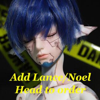 dream valley event lance noel head
