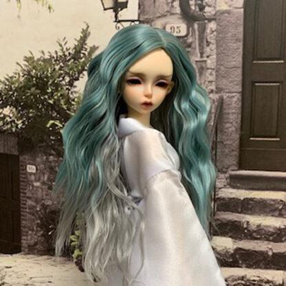 leekworld adriana misty mint slate gray