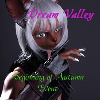 dream valley autumn event 2021