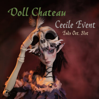 doll chateau msd cecile event