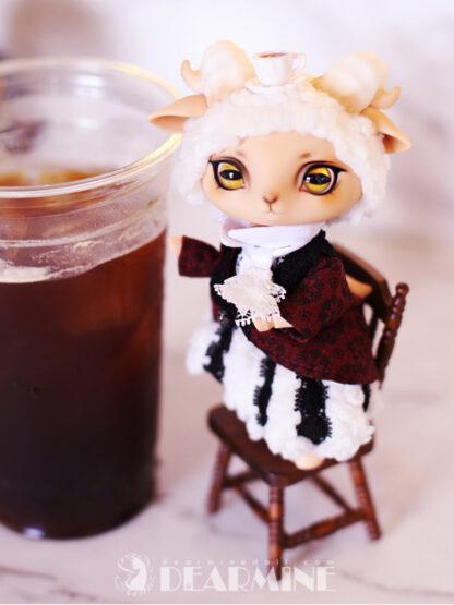 dearmine lorenz bean milk tea