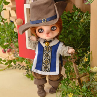dollmore bebe charles puss in boots