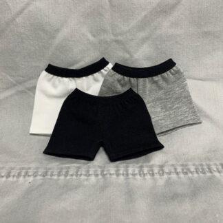 jin basic cotton knit boxers