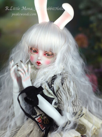 peakswoods fob little mona rabbit holic
