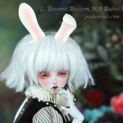 peakswoods fob rabbit holic rosemeii